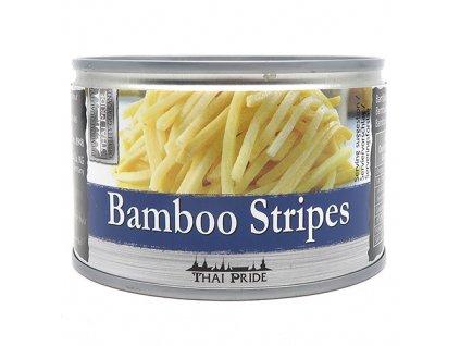 Bambusové prúžky