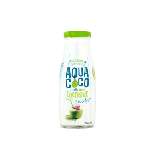 Kokosová voda Aqua Coco 250 ml