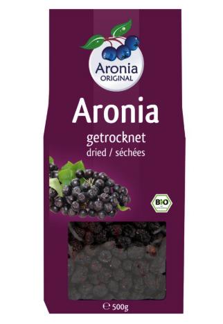 Sušená arónia 500 g
