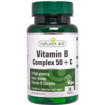 Vitamíny B komplex+vitamín C