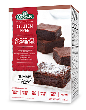 Čokoládový brownie mix