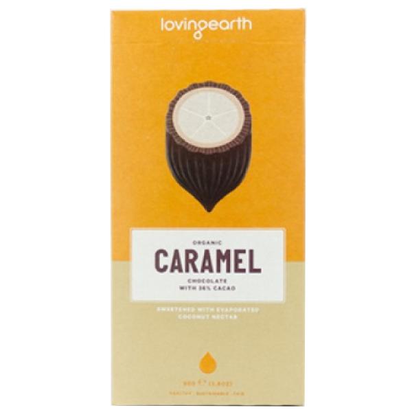 RAW čokoláda - karamel