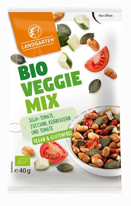 Zmes sušenej zeleniny Veggie mix