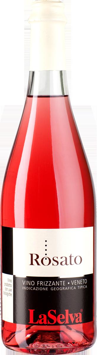 Perlivé ružové víno