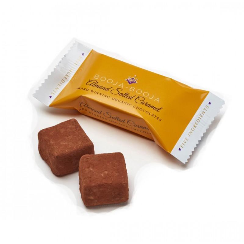 Truffles slaný karamel-mandle mini