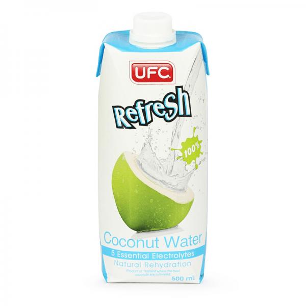 Kokosová voda 500 ml