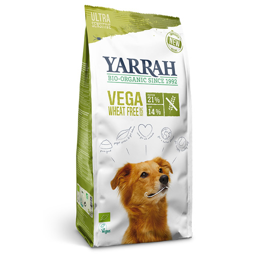 Granule pre psa bez pšenice