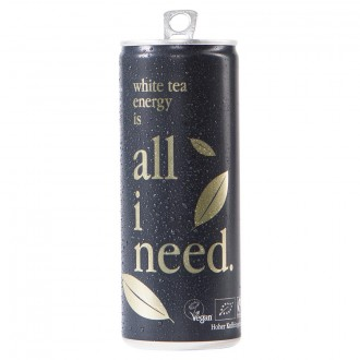 All I need energetický - biely čaj