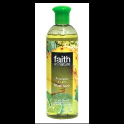 Šampón ananás a limetka