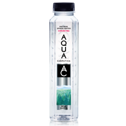 Voda s nízkym obsahom sodíka 1l
