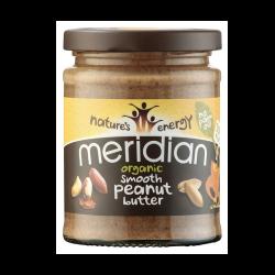 Arašidové maslo jemné Meridian