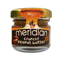 Arašidové maslo chrumkavé 26 g