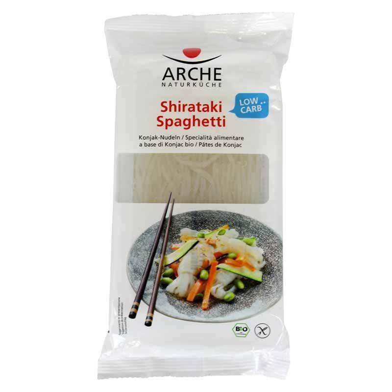 Shirataki špagety z konjaku
