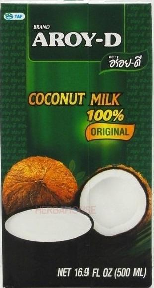 Kokosové mlieko 500 ml