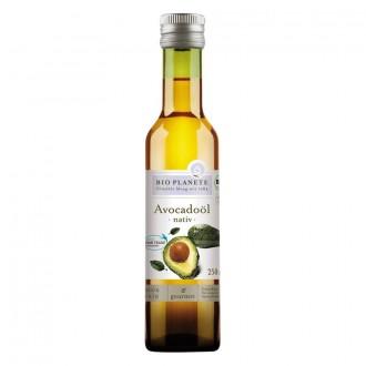 Avokádový olej nativ