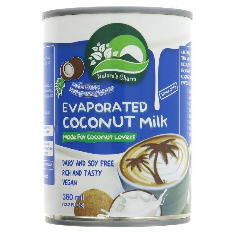Kokosové mlieko odparené