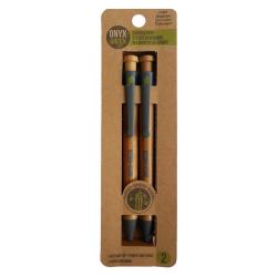 Bambusové pero - čierna náplň