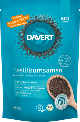Bazalkové semienka