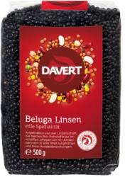 Čierna šošovica Beluga