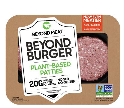 Beyond burger 2 ks