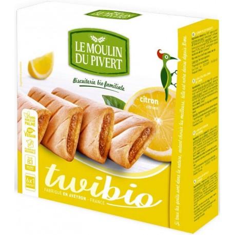 Twibio sušienky s citrónovou náplňou