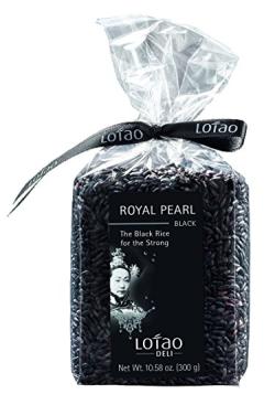 Čierna ryža Lotao