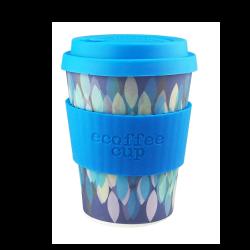 Ecoffe cup Blue Sakura