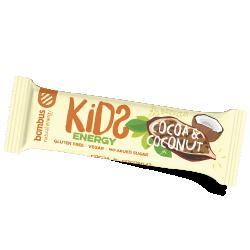 Detská tyčinka kakao-kokos Bombus