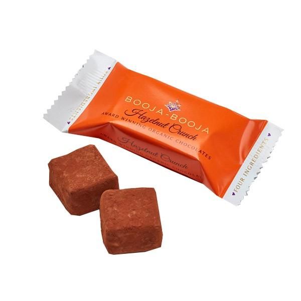Truffles - lieskovce a čokoláda