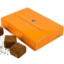 Truffles - mandle a slaný karamel