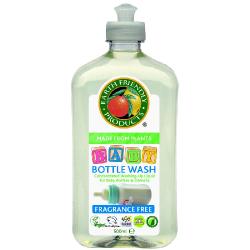 Čistenie detskej fľašky a riadu