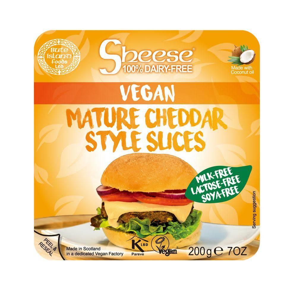 Plátkový syr - zrelý Chedar