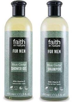 Šampón a sprchový gel céder 1+1