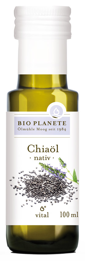 Olej z Chia 100 ml