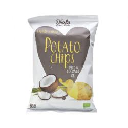 Chipsy pečené v kokosovom oleji 40 g