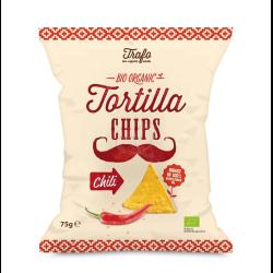 Chipsy tortilla pikantné