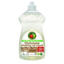 Umývanie riadu s vôňou mandlí