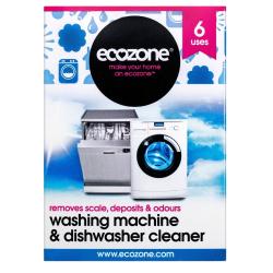 Čistenie práčky a umývačky riadu