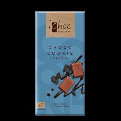 Čokoláda iChoc so sušienkami