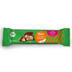 Čokoládovo-nugátová tyčinka