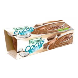 Kokosový dezert - čokoláda