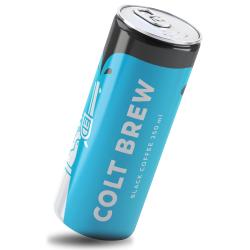 Čierna káva Colt brew