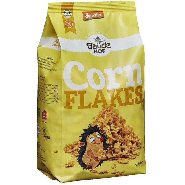 Cornflakes bezlepkové