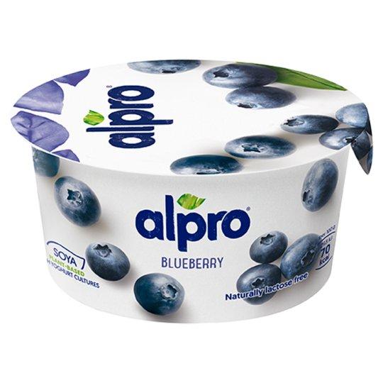 Jogurt čučoriedkový