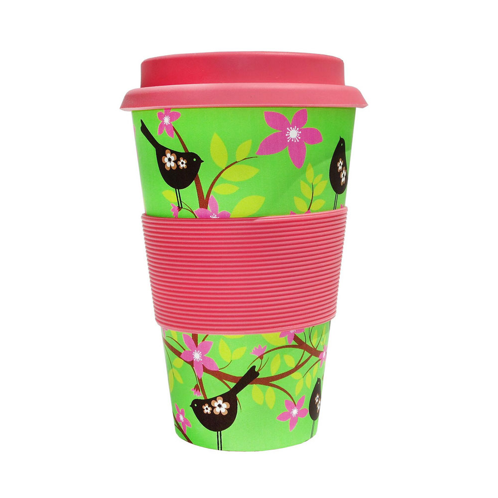 Ecoffee cup Widdlebirdy