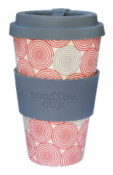 Ecoffee cup Swirl
