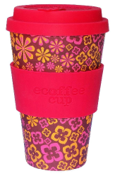 Ecoffee cup Yeah Baby!