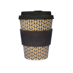 Ecoffee cup Threadneedle