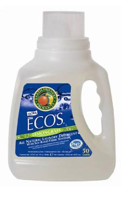 Prací gel a aviváž citrónová tráva 1,5L