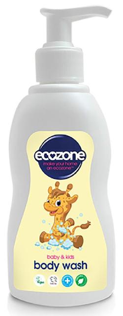 Detský gel na umývanie Ecozone